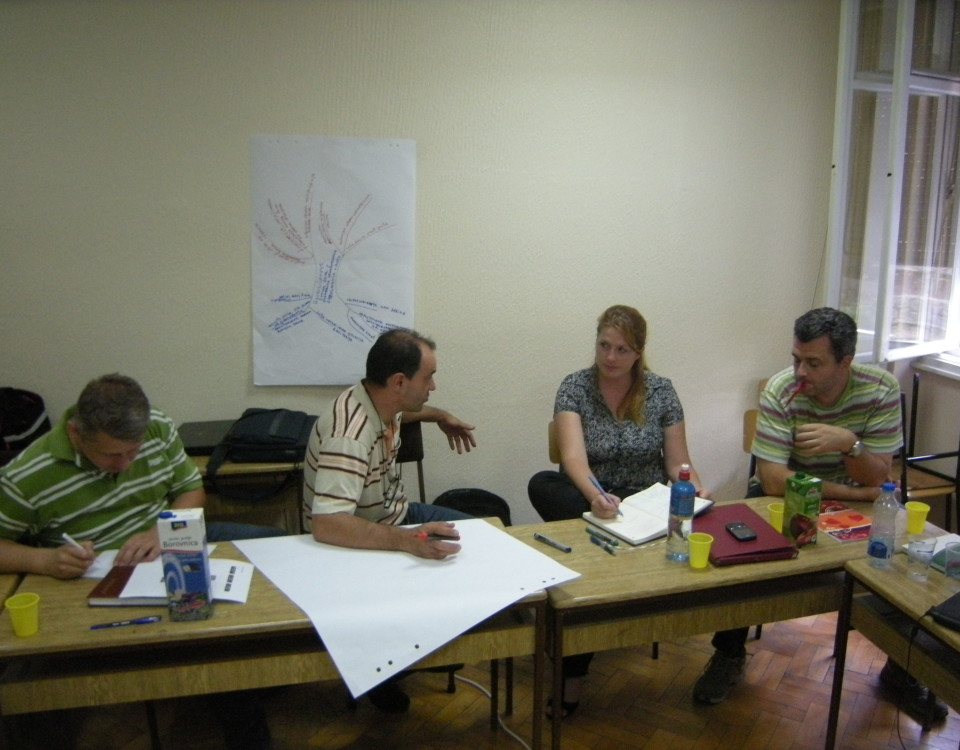 ADRA - obuka 2011.