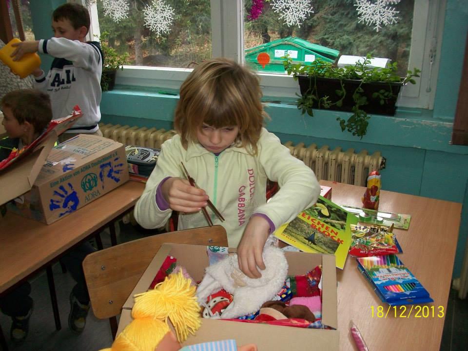 Deca pomažu deci 2013/2014