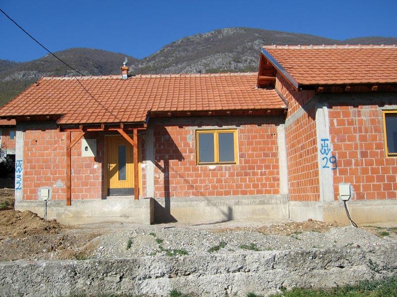 Pomoć povratku interno rasljenih lica na Kosovo 2006.