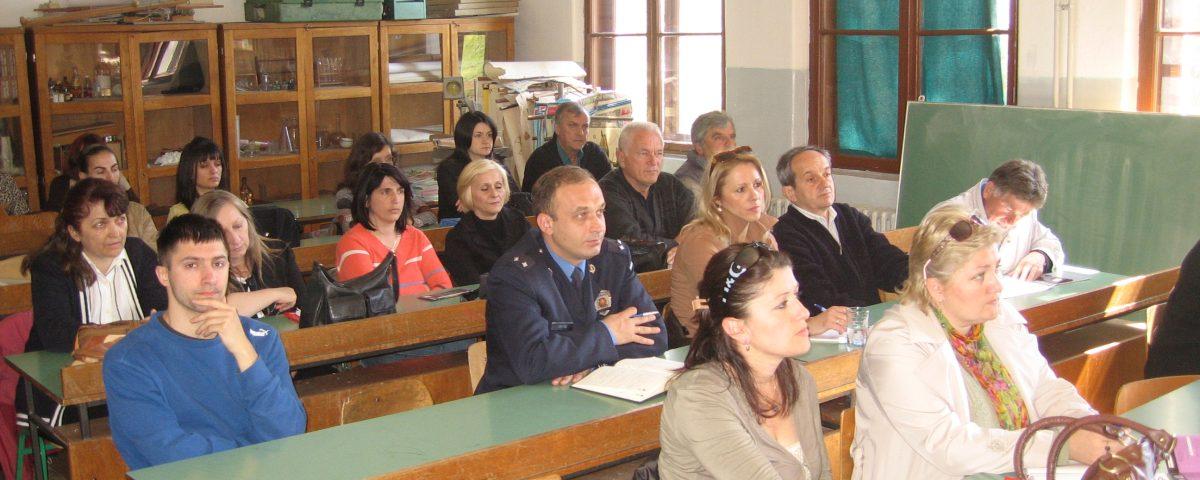Podrška međusektorske saradnje i dobre prakse na polju zaštita žrtava nasilja u porodici