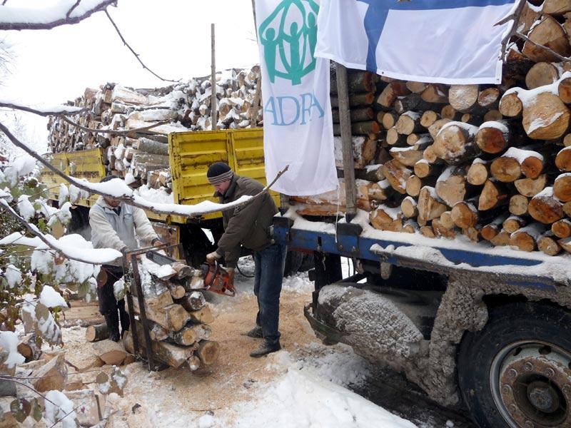 Zimska pomoć za raseljena lica sa Kosova