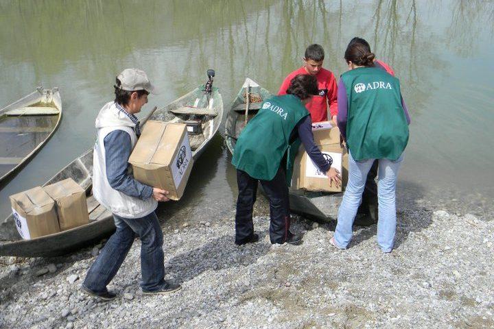 Pomoć žrtvama poplava u Crnoj Gori